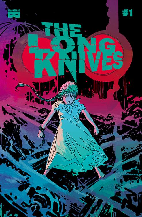 Long Knives Hardcover #1