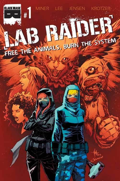 Blackmask lab raider