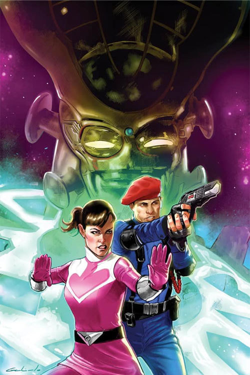 Power Rangers Sins Of Future Original Graphic Novel
