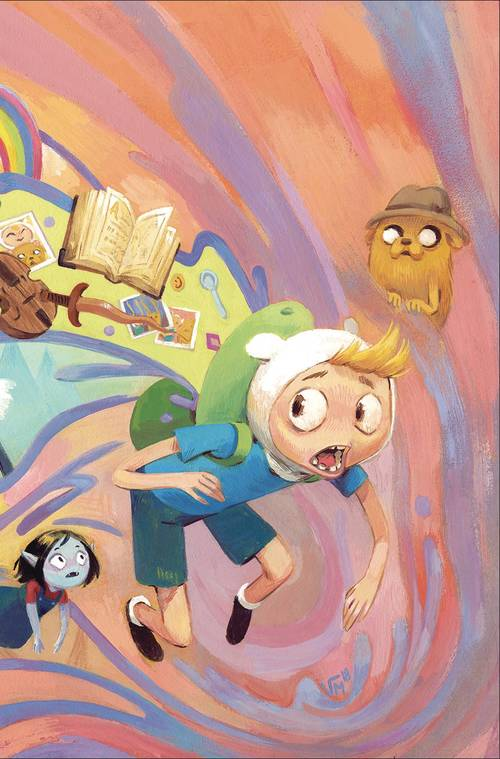 Boom studios adventure time beginning of end 20180302