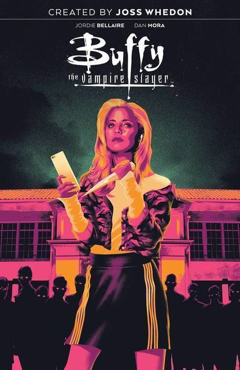 Boom studios buffy the vampire slayer tpb volume 01 20190225
