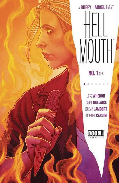 Boom studios buffy vampire slayer angel hellmouth 20190730