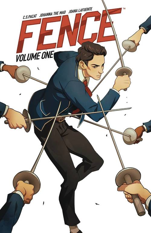 Boom studios fence graphic novel vol 01 discover now 20180302