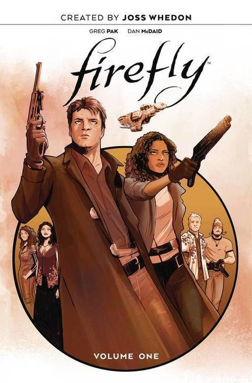 Firefly Hardcover Volume 1 Unification War
