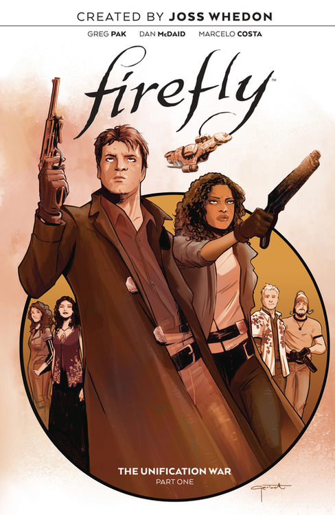 Firefly Unification War TPB Volume 01