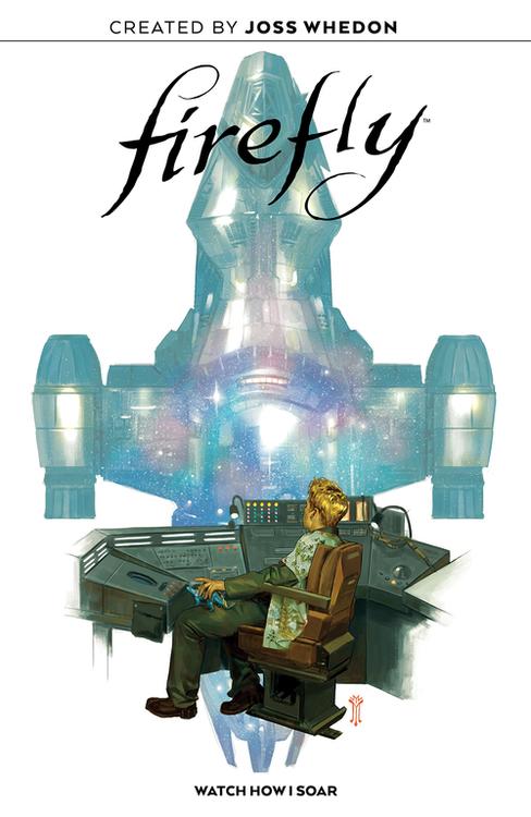 Firefly Watch How I Soar Original Graphic Novel Hardcover