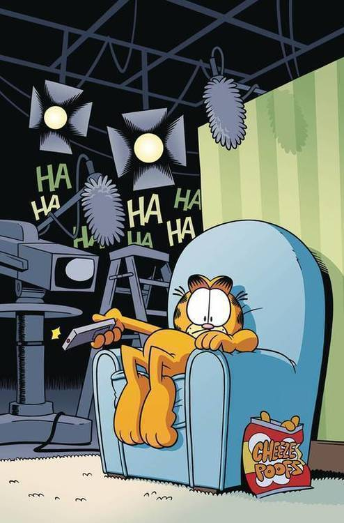 Boom studios garfield tv or not tv 20180801