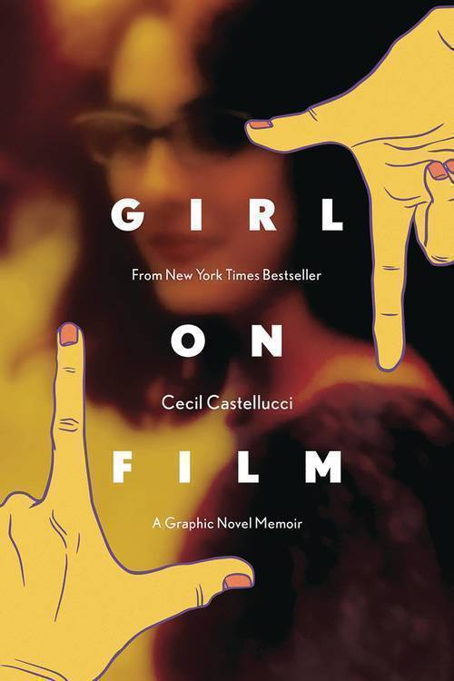 Girl On Film Original Graphic Novel
