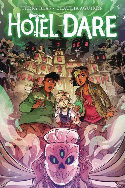 Boom studios hotel dare original graphic novel 20181130