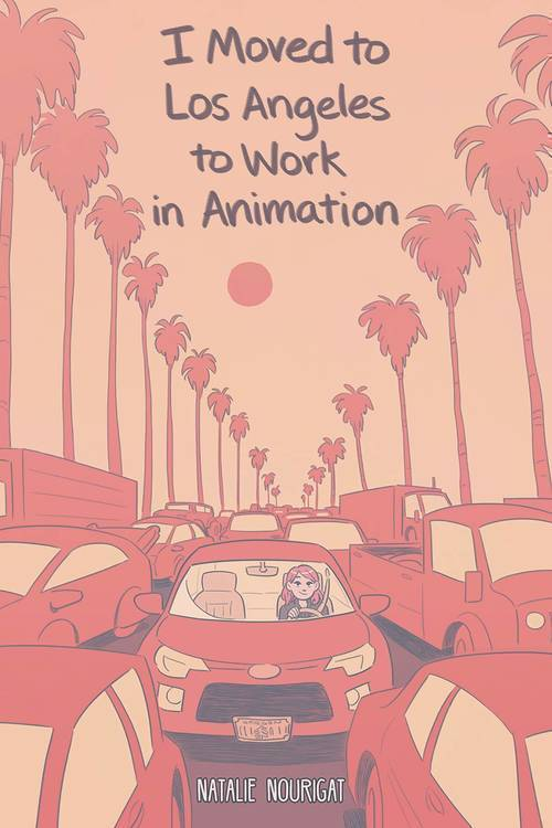 Boom studios i moved to los angeles work animation original graphic novel mature 20180801