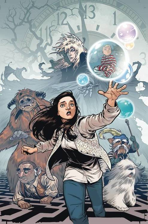 Boom studios jim henson labyrinth under spell 20180830