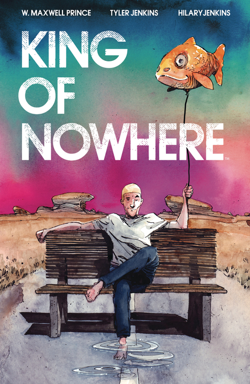 Boom studios king of nowhere tpb 20200730