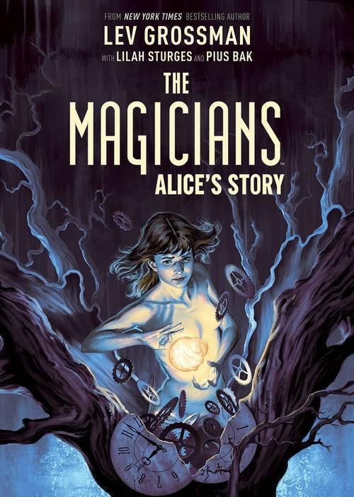Boom studios magicians alice story original gn hardcover 20190225