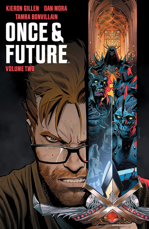 Once & Future TPB Volume 02