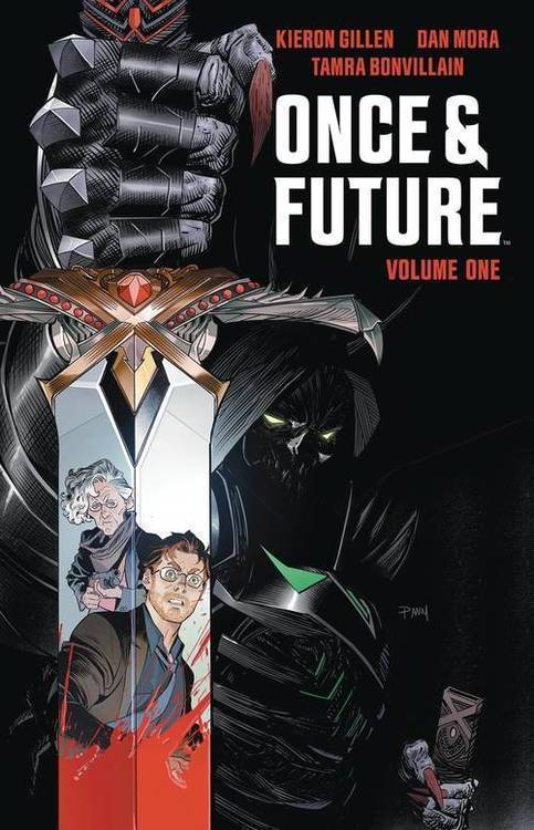 Boom studios once future tpb volume 1 20191127