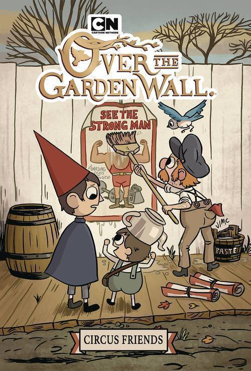 Over Garden Wall Circus Friends Original Graphic Novel Volume 02