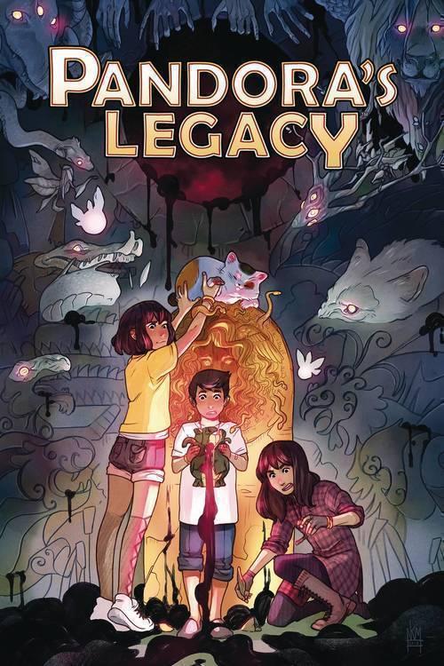 Pandoras Legacy TPB Vol 01