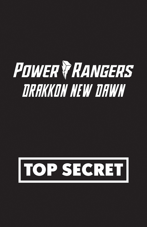 Boom studios power rangers drakkon new dawn 1 cvr a main secret c 1 0 20200528
