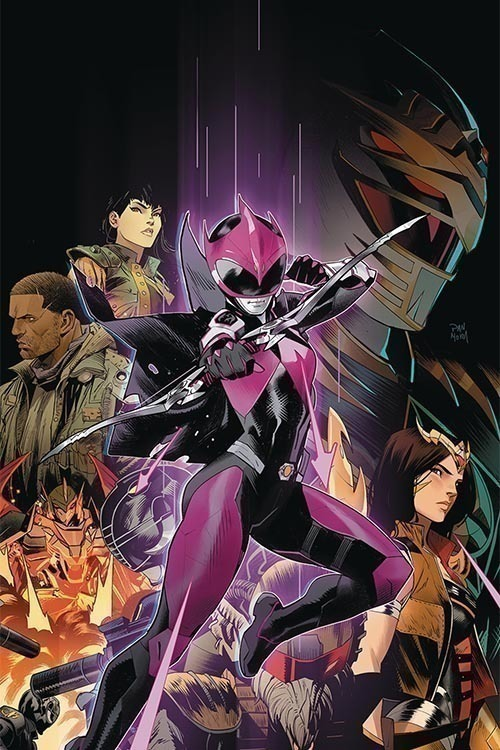 Boom studios power rangers ranger slayer 20200328