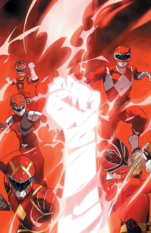 Boom studios power rangers universe 20210829