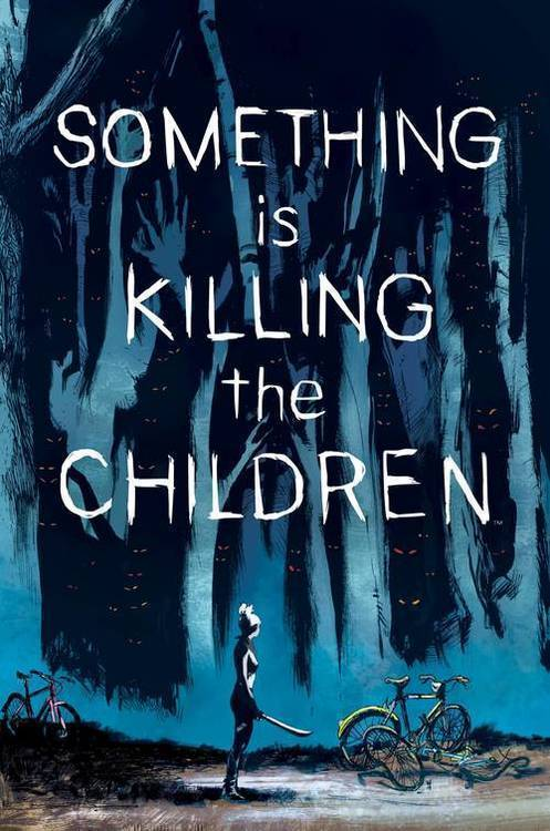 Boom studios something is killing children 20190626