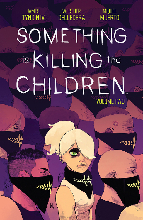 Something Is Killing Children TPB Volume 02