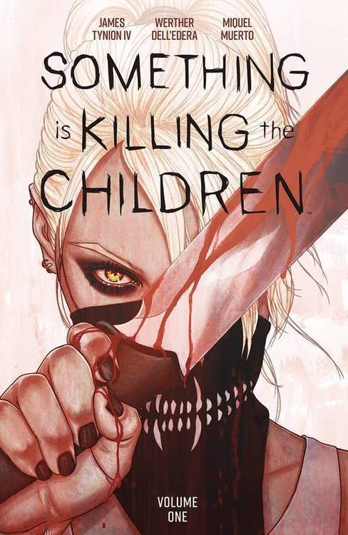Boom studios somthing is killing children tpb discover now volume 1 20191127