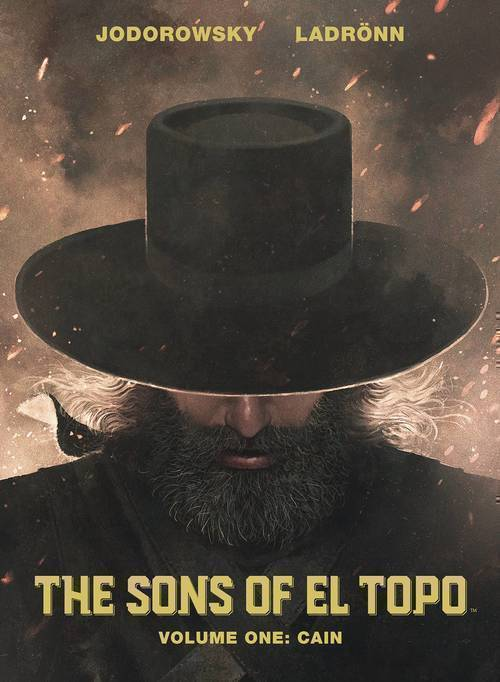 Boom studios sons of el topo original graphic novel hardcover volume 01 cain 20180801