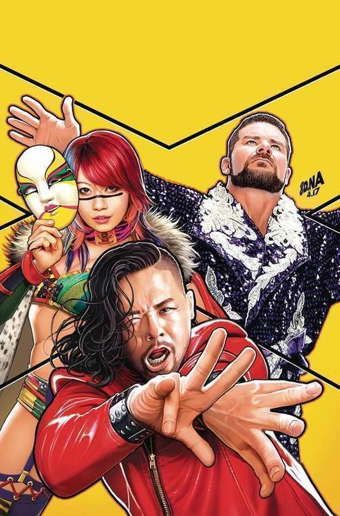 WWE NXT Takeover Into The Fire