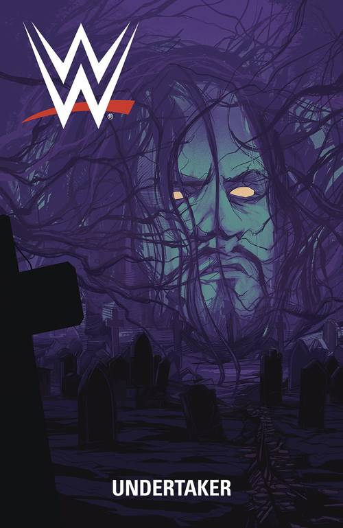 Boom studios wwe undertaker original graphic novel 20180530