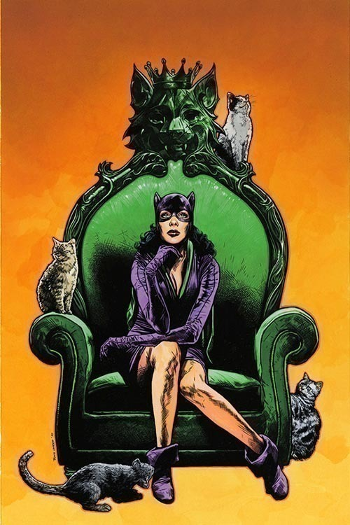 Catwoman 50s