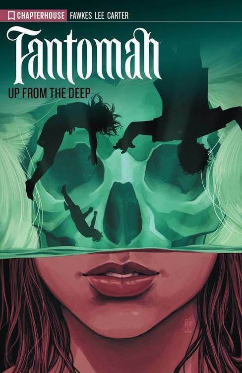 Chapterhouse publishing inc fantomah tpb volume 1 20190926
