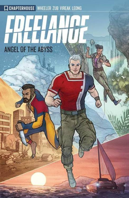 Chapterhouse publishing inc freelance tpb volume 1 20190926