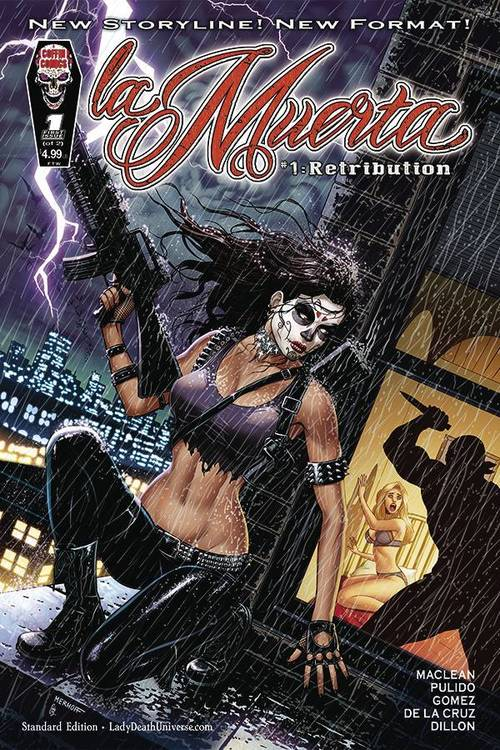 Coffin comics la muerta retribution mature 20180530