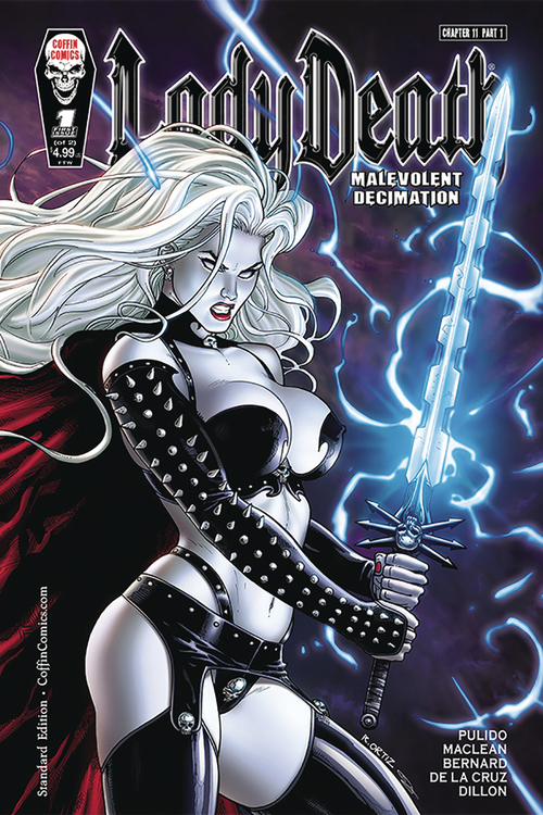 Lady Death Malevolent Decimation (Mature)