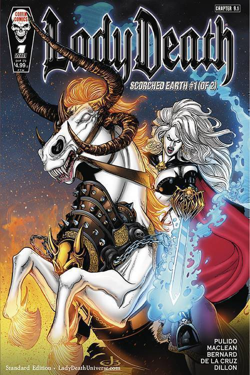 Coffin comics lady death scorched earth 20191127