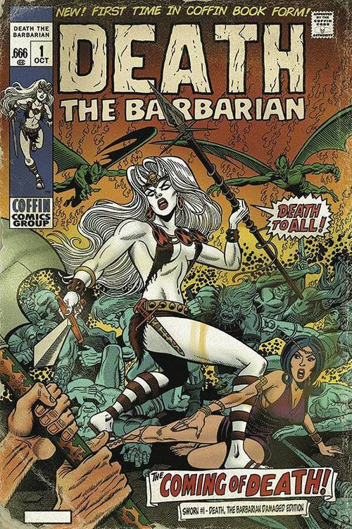 Coffin comics lady death sworn 1 death the barbarian damaged ed 20190314 docking bay 94