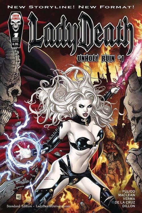 Coffin comics lady death unholy ruin mature 20180203