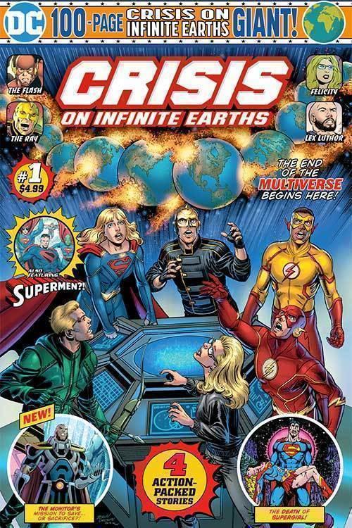 Crisis On Infinite Earths Giant