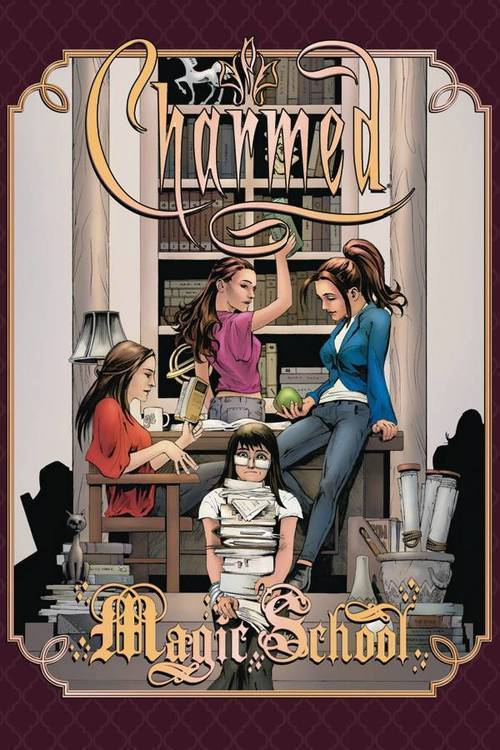 Charmed Magic School Manga Graphic Novel
