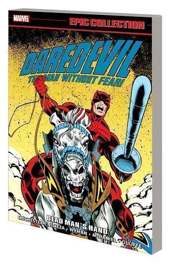 Daredevil epic collection dead mans hand tpb