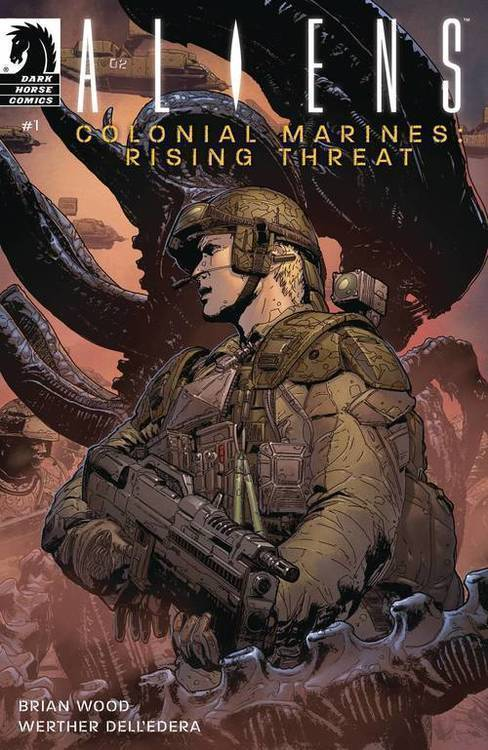 Dark horse comics aliens colonial marines rising threat 20190626