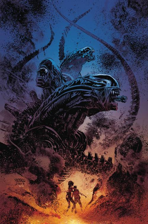 Dark horse comics aliens dust to dust mature 20180203