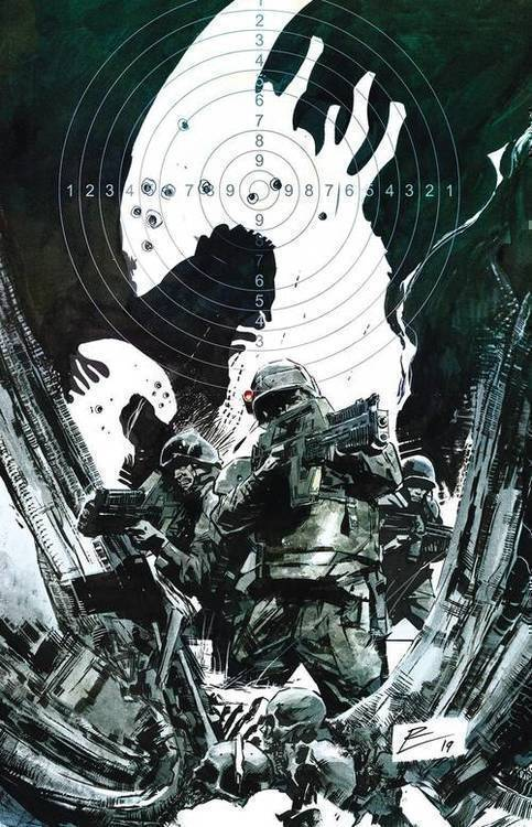 Dark horse comics aliens rescue 20190225