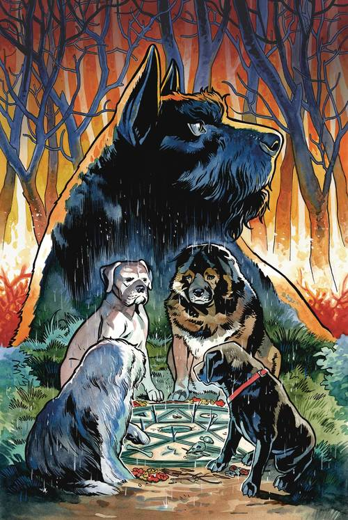 Dark horse comics beasts of burden wise dogs eldritch men 20180530