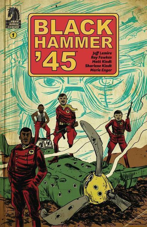 Dark horse comics black hammer 45 from world of black hammer 1 cvr a kindt 20181231