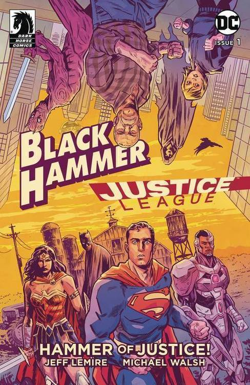 Dark horse comics black hammer justice league 20190424