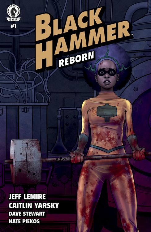 Dark horse comics black hammer reborn 20210325