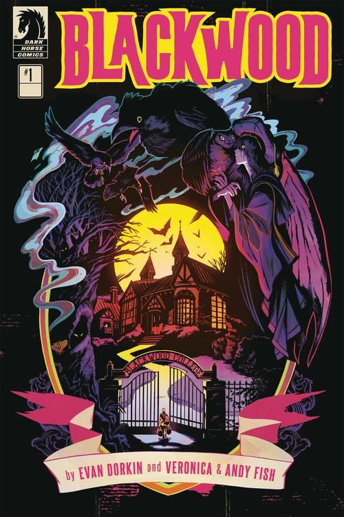Dark horse comics blackwood 20180302