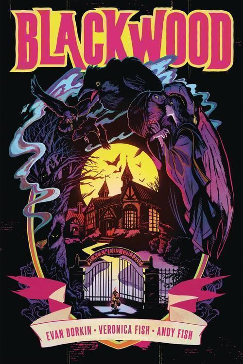 Dark horse comics blackwood tpb 20180801
